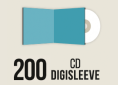 200 CD Digisleeve